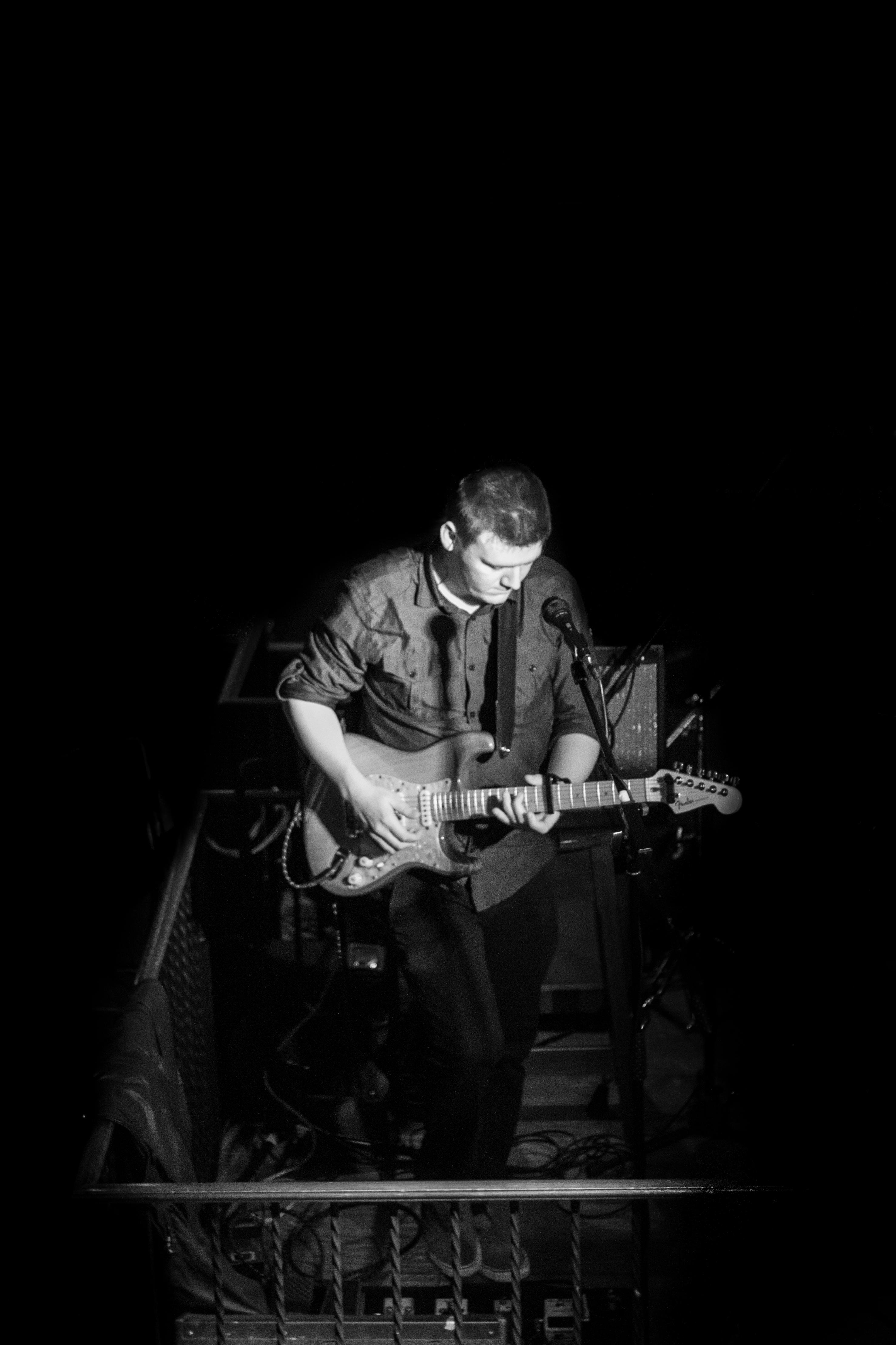 Graham Bell Musician Guitarist