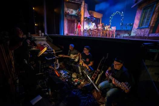 graham bell musical theatre