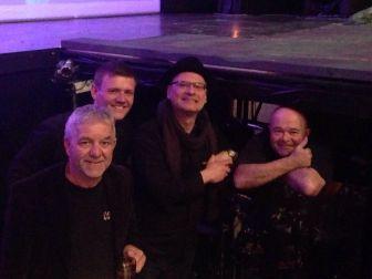Mike, Me, Vallo and Beano