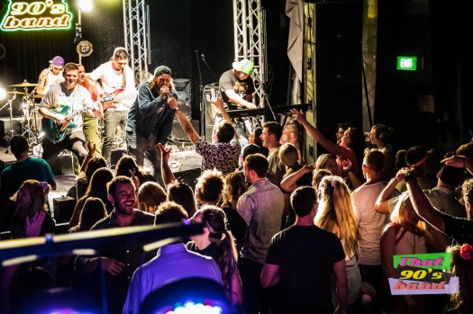 Graham Bell musician live crowd