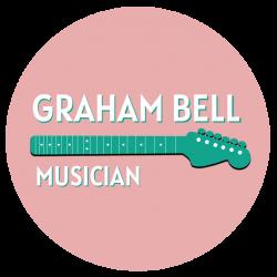 Graham Bell Musician logo
